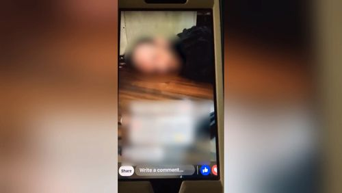 The mother has told CTV she requested police intervention six weeks ago after she learned the man was sending her daughter explicit messages via Instagram. (Facebook/CTV)
