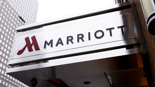 The Marriott hotel chain announced it would stop using disposable hotel bottles earlier this year.