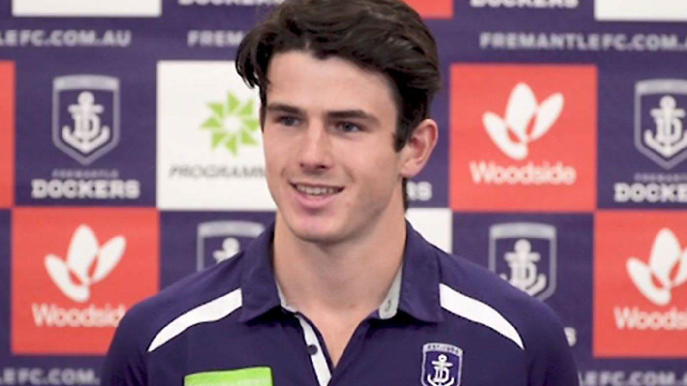 Andrew Brayshaw reveals details of friendly golf game with Andrew Gaff after brutal altercation