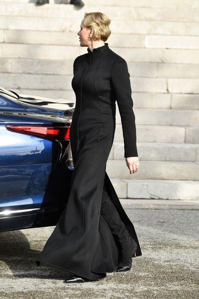 Princess Charlene of Monaco, January 27