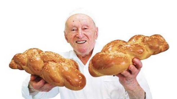 Mendel Glick of Glick's Cakes and Bagels chain. Facebook/Glick's Cakes and Bagels