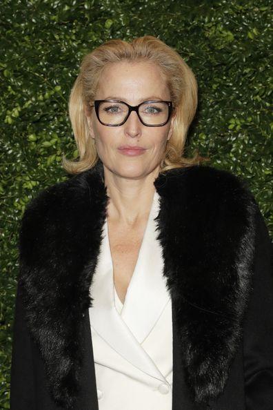 Gillian Anderson, Chanel Pre-BAFTA Party, February 1, 2020 in London, England