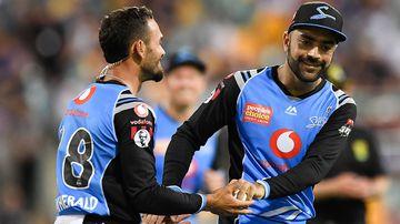 Rashid Khan stars in clinical Strikers win