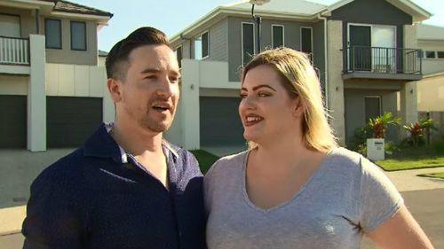 David and Maureen Croft are living the Australian dream. (9NEWS)