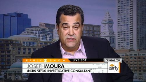 Joseph Moura was hired by CBS to investigate the Madeleine McCann case in 2007.