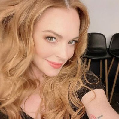 Lindsay Lohan, The Parent Trap, Natasha Richardson, birthday tribute