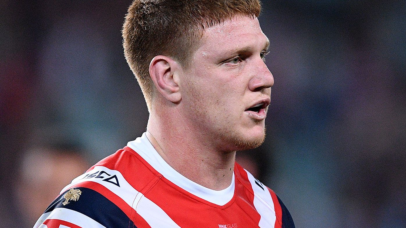 Sydney Roosters NRL star Dylan Napa