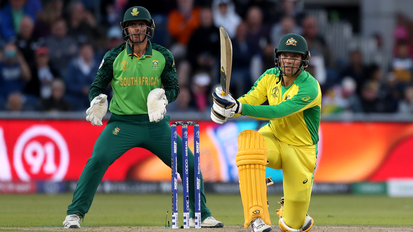 Australia facing hard road to World Cup final after South Africa defeat