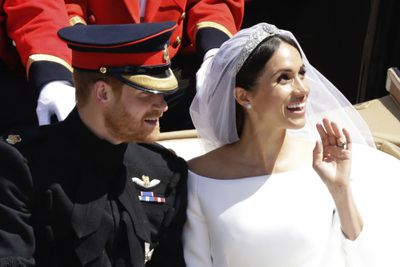 Meghan's envy-worthy jewel collection