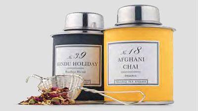 Bellocq Tea Atelier chai gift set