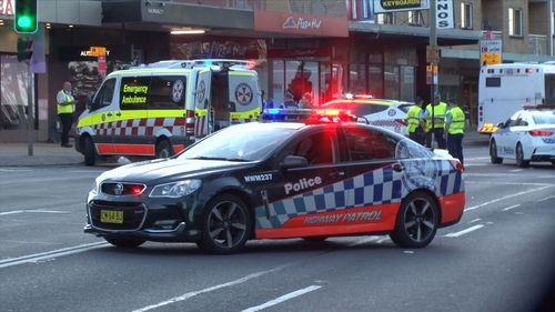 Specialist officers from the NSW Crash Investigation Unit were called in to assess the circumstances surrounding the man's death.