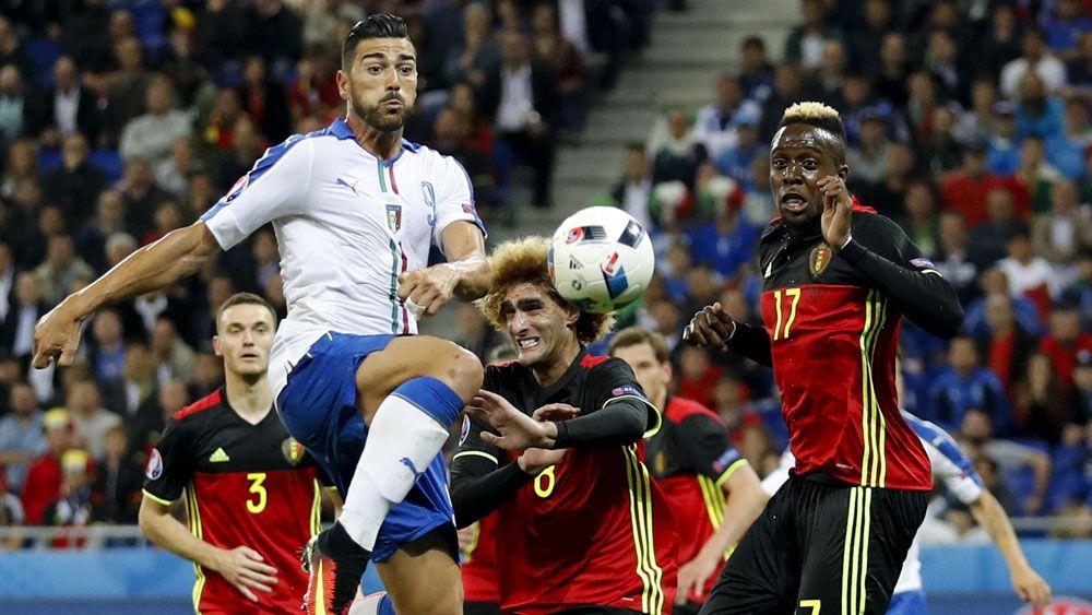 Italy sinks Belgium in 2-0 win