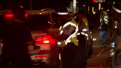 A massive RBT operation saw one drink driver caught every six minutes.