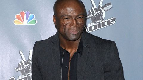 'Can't wait to go home': Seal's angry Twitter outburst - and the apology