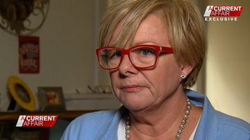 'I bet you could shock a bad boy': Mum's TV dreams shattered by Burke