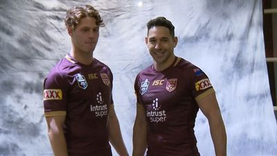 Queensland fullback Billy Slater says Kalyn Ponga can play No.1 for Maroons