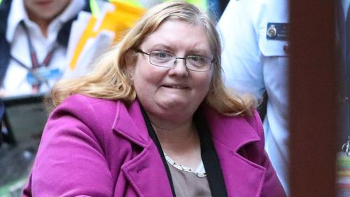Christine Lyons fed Samantha Kelly a 'cocktail' of sedatives and tablets.