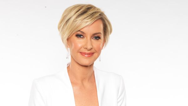 Story teller: Nine News journalist Deborah Knight says women connecting online is the modern way to support each other. Image: supplied