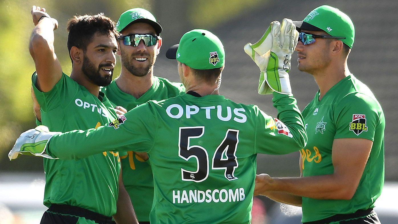 Haris Rauf aiming for Pakistan call-up after sensational start to BBL career