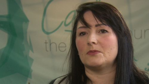 Sonya Ryan is trying to promote parental awareness on cyber-safety.