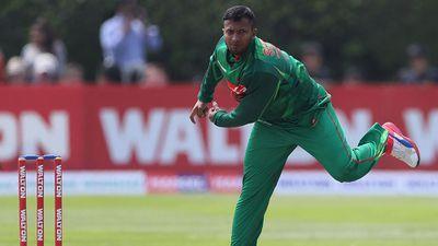 <strong>Bangladesh - Shakib Al Hasan</strong>