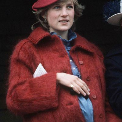 Princess Diana, March 1984