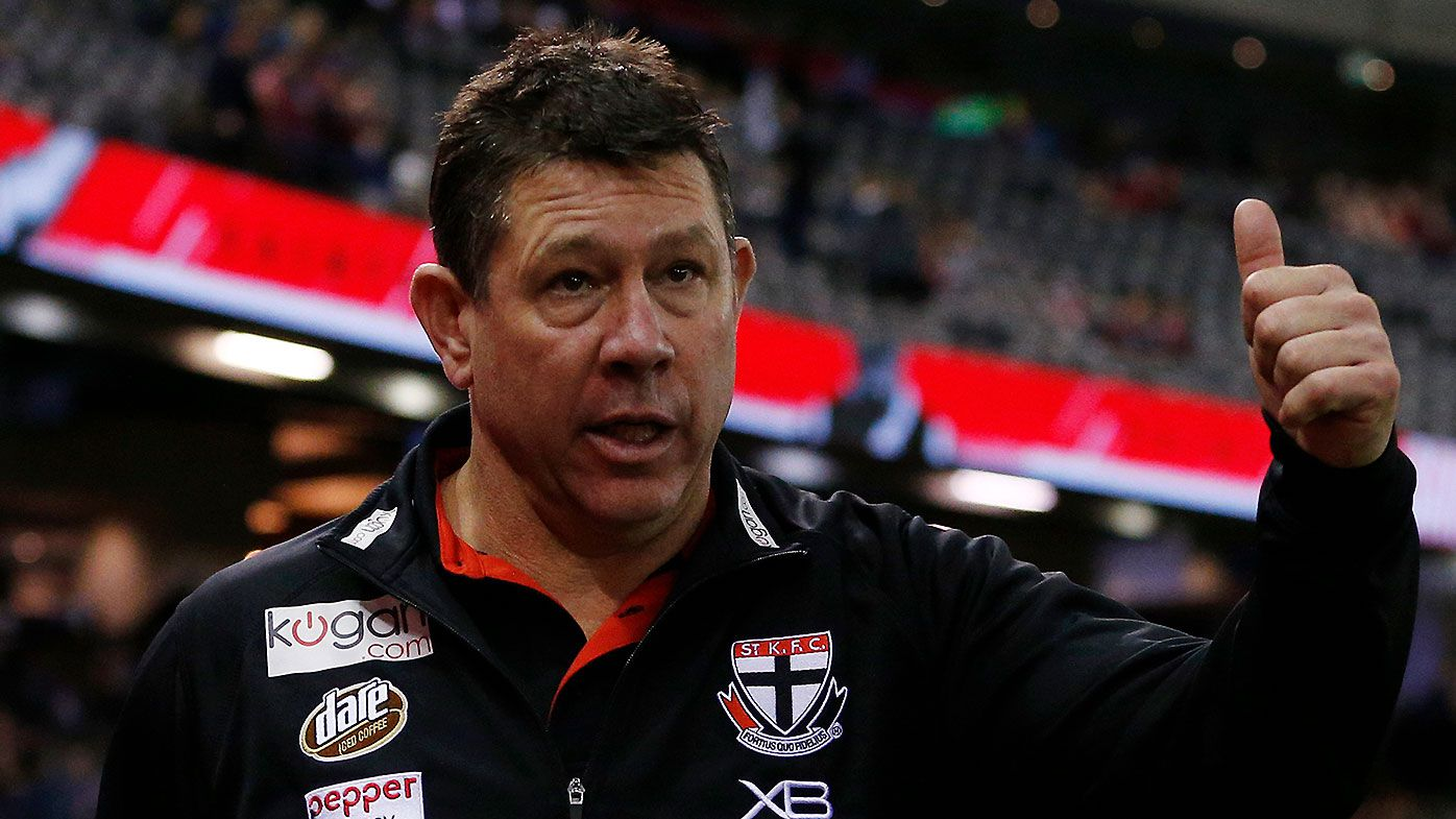 Brett Ratten continues perfect start as Saints prevail in arm-wrestle over Demons
