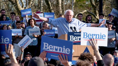Bernie Sanders has not yet called for Donald Trump's impeachment.