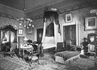 President Benjamin Harrison 1889-1893