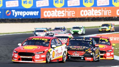 Ford's Scott McLaughlin takes Supercars Phillip Island double