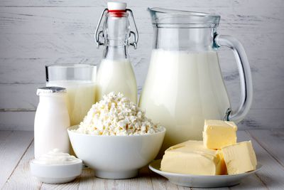 Eat more protein — particularly from dairy