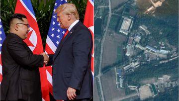 Kim 'turning the screws on Trump'