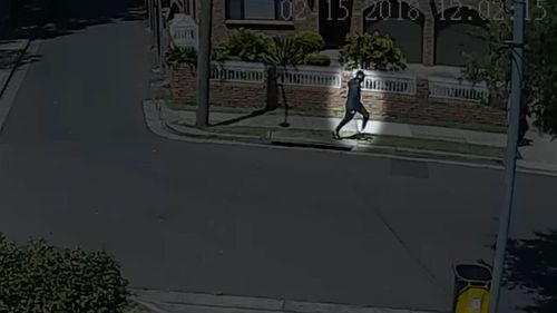 CCTV from the day Hawi was gunned down.