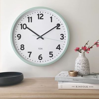 "<p>If your kids are little enough you can fool them into going to bed early by changing the clocks. Oh, look at that? Is that the time? Time for bed little ones.</p> <p><a href=""https://www.hardtofind.com.au/157040_kennett-silent-sweep-wall-clock-50cm-various-colours-by-toki"" target=""_blank"">Kennett Silent Sweep Wall Clock by Toki, $139.</a></p>"