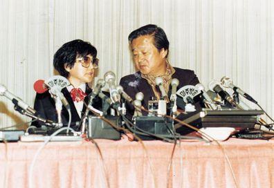 Shin Sang-ok and Choi Eun-hee