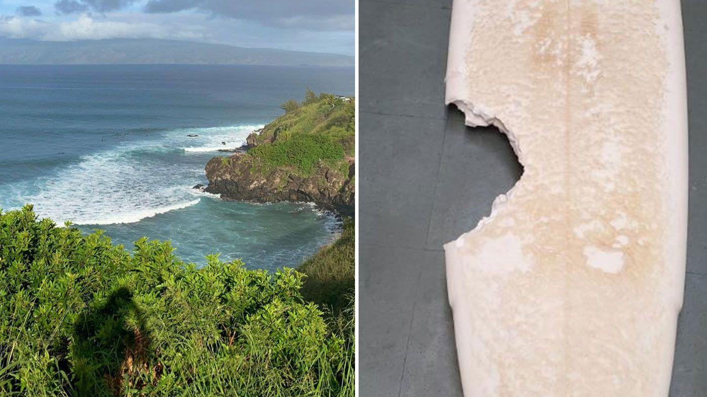 Male surfer dies following Maui Pro shark attack