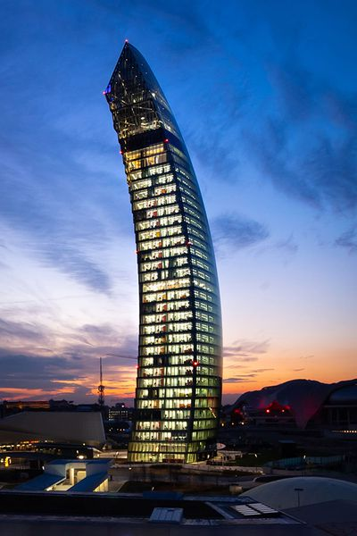 4. Libeskind Tower
