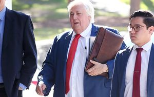 Clive Palmer claims ASIC fraud charges are 'a nonsense'