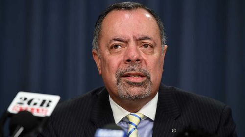 Nick Kaldas has a high-profile in Sydney as a former top cop.