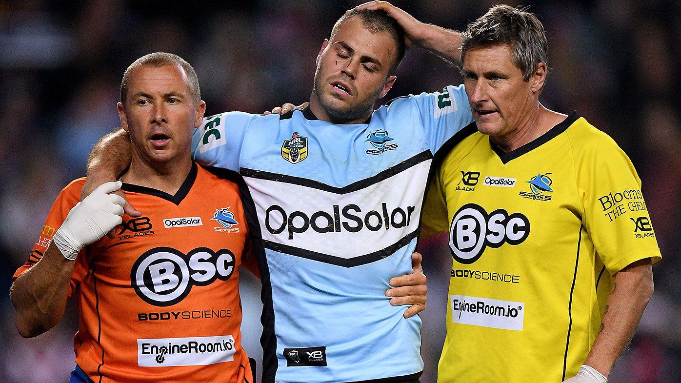 NRL Round 13 teams: Wade Graham set to make Cronulla Sharks return after knee reconstruction