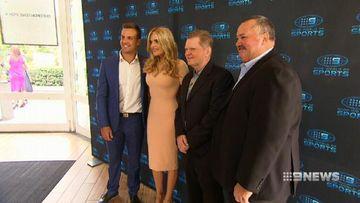 VIDEO: Nine launches 2017 NRL season broadcast team