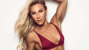 Sydney woman Hattie Boydle is a fitness model and once tried to break into WWE wrestling.