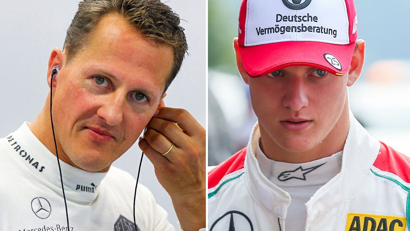 'That was always the best time': Mick Schumacher reflects on life before father Michael's tragic accident