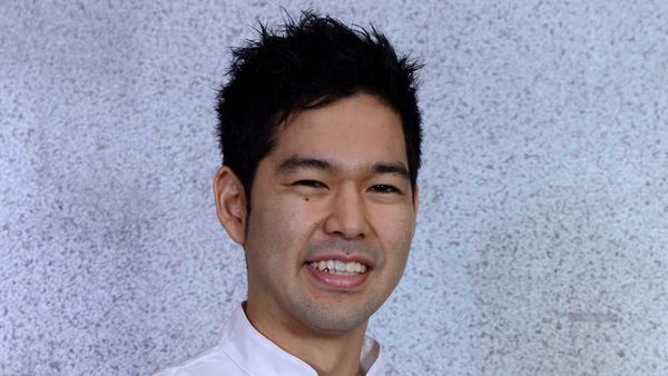 Young chef Shui Ishizaka