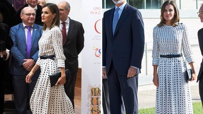 Queen Letizia's standout royal looks