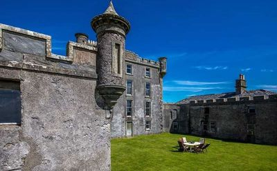 <strong>Breachacha Castle, Scotland, offers over $591,000</strong>