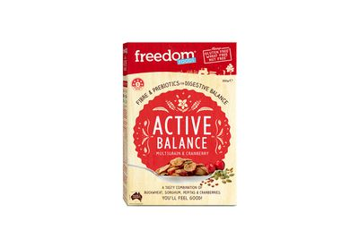 Freedom Foods Active Balance Multigrain & Cranberry