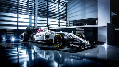 <strong>Williams-Mercedes FW38</strong>