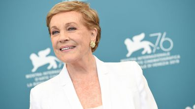 Dame Julie Andrews attends the Golden Lion for Lifetime Achievement photocall during the 76th Venice Film Festival on September 03, 2019 in Venice, Italy