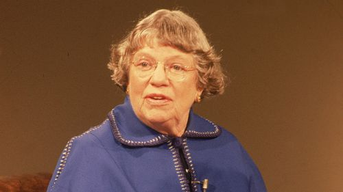 Cultural anthropologist Margaret Mead in 1977. (Getty)